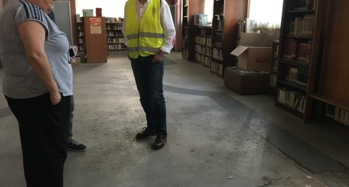 Alfafar rehabilita la biblioteca municipal