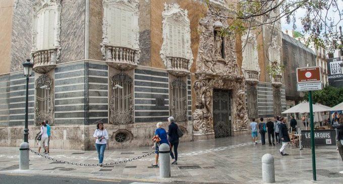 Mobilitat Sostenible protegeix el Palau del Marqués de Dosaigües
