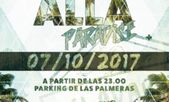 La Clavaria de Sant Roc 2018 de Burjassot celebra el 9 de Octubre con una discomóvil