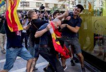 Compromís demana al Govern que prenga mesures per evitar un nou 9 d'Octubre boicotejat pels violents
