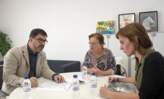 Farmamundi invita a la Diputación a unirse a la red sanitaria solidaria de Valencia
