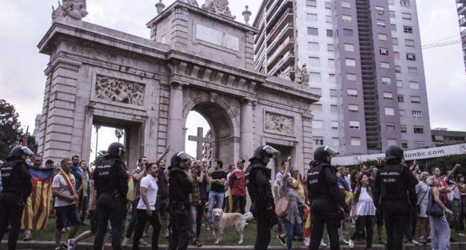Dos ultras más detenidos por las palizas del 9 d'Octubre