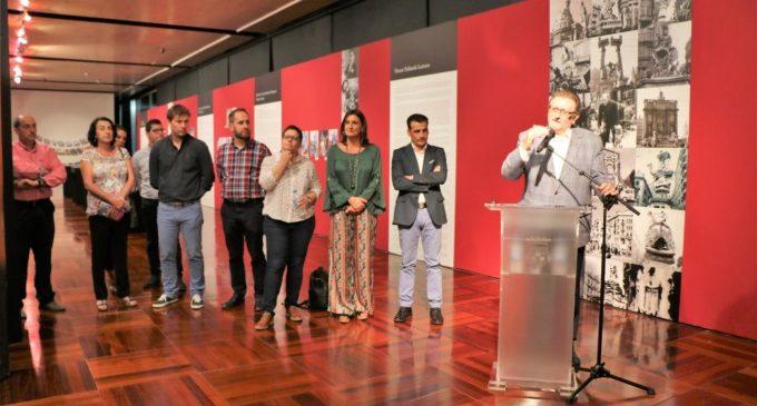Memòria del foc, l'exposició que conta la història de les falles de Torrent