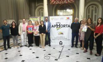 """L'Ajuntament de València presenta """"Porta Aphorta"""""""
