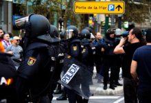 """Delegació de Govern assegura que el 9 d'Octubre hi haurà policia """"més que suficient"""""""