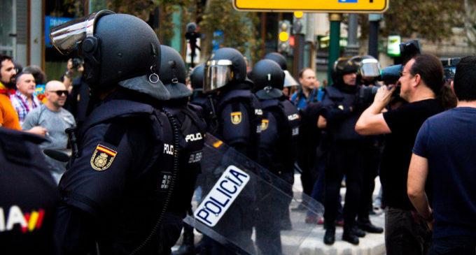 """Delegación de Gobierno asegura que el 9 d'Octubre habrá policía """"más que suficiente"""""""