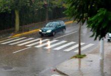 Alerta groga per fortes pluges a València