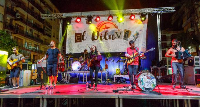 Els joves de Mislata donen la benvinguda a la tardor amb una festa i un concert de El Diluvi