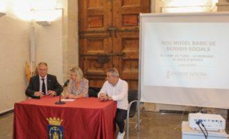 Llíria acull la presentació del nou model autonòmic de Serveis Socials per a Camp de Turia, Els Serrans i El Racó d'Ademús