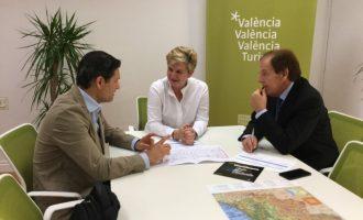 València Turisme porta la filosofia turística 'Del Tros al Plat' a Gastrónoma 2017
