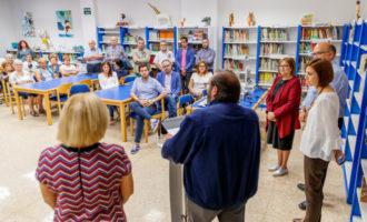 Mislata reobri l'Agència de Santa Cecilia amb més serveis i una nova aula d'estudi