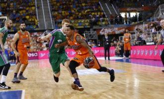 Valencia Basket i Unicaja es citen en la Fonteta per a enfrontar-se per primera vegada en l'Eurolliga