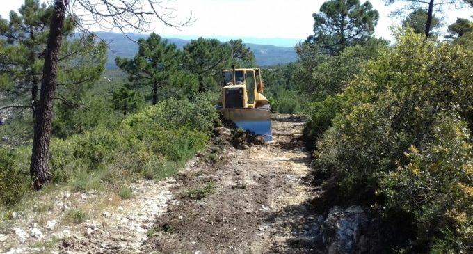 La Generalitat ja ha reparat més de 300 quilòmetres de pistes forestals danyades pels temporals