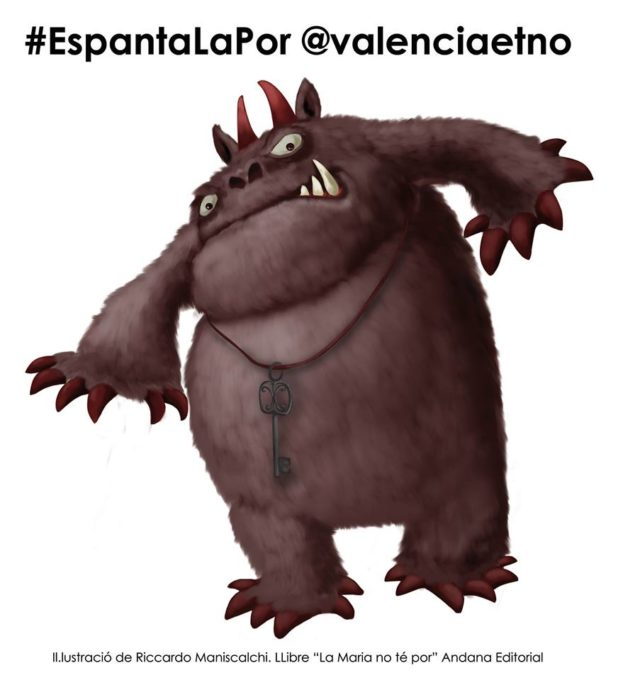 monstruos valencianos