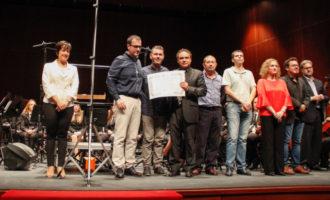 La Unió Musical de Llanera de Ranes guanya el III Certamen de Bandes de Música Vila de Catarroja