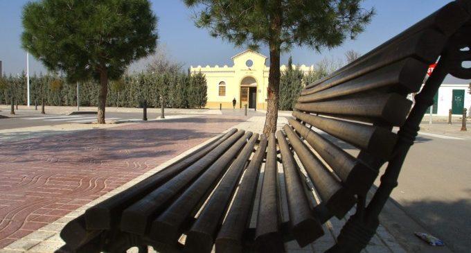 Catarroja substitueix l'enllumenat del cementeri municipal