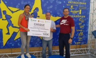 Gran participació en les Carreres Infantils Verge del Pilar
