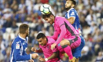 El Llevant no troba el seu camí però arranca un important punt davant l'Espanyol
