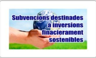 Massamagrell rebrà més de 100.000 euros de subvenció destinats a Inversions Financerament Sostenibles