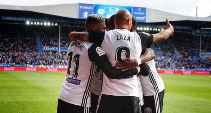 El Valencia CF signa el millor inici de LaLiga de la seua història