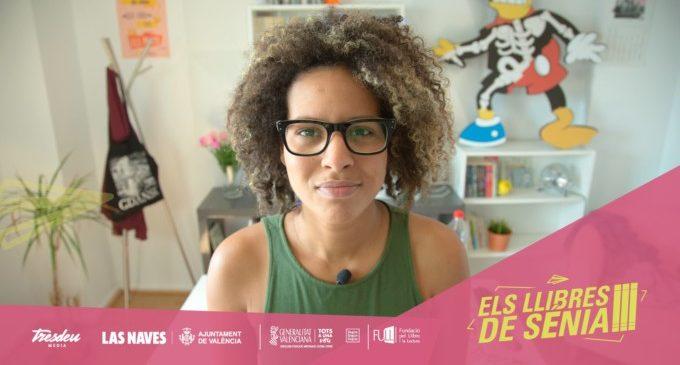 L'iniciativa Booktuber 'Els llibres de Sénia' fomenten la lectura