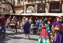 El Mercat Medieval obri les seues portes en el cor de València