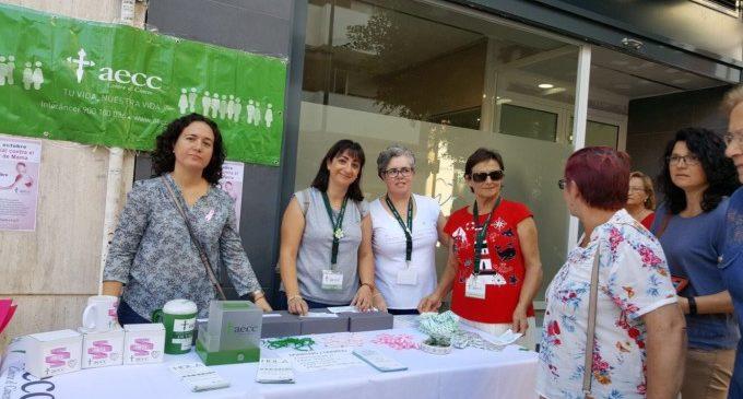 Massamagrell es suma al Dia Mundial contra el Càncer de Mama