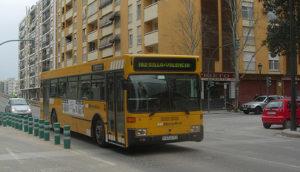 Autobús nocturno Horta Sud