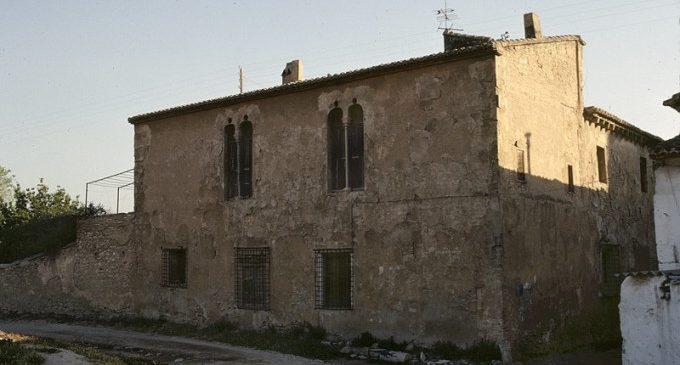Es desploma una casa privada del conjunt de l'Alqueria del Moro