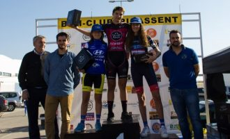 400 corredors disputen el Campionat de Ciclocross celebrat a Picassent