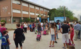Benetússer treballa per a millorar les instal·lacions dels seus centres educatius