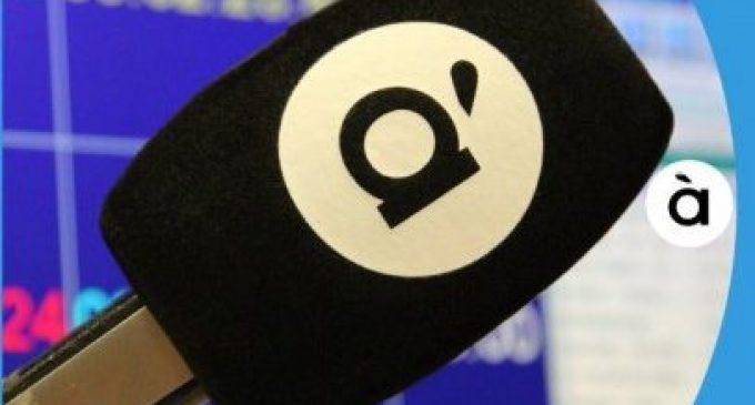 La emisora de radio de À Punt ya está en el aire