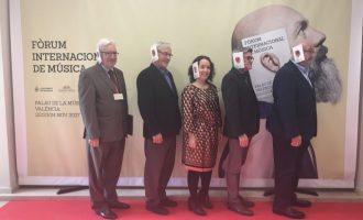 València inaugura el Fòrum Internacional de Música