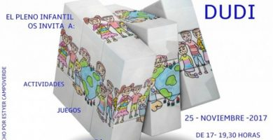 Burjassot celebra el Dia dels drets de la Infància amb una vesprada pensada per als xiquets i les xiquetes i les seues famílies