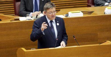 """Puig pide exigir al Gobierno que """"cumpla su compromiso"""" y """"no retrase"""" la reforma de la financiación autonómica"""