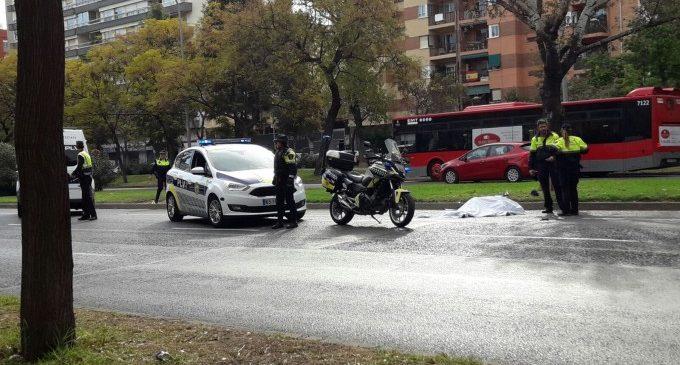 València es bolca amb la prevenció d'atropellaments