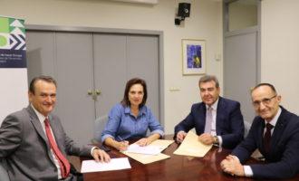 El Ayuntamiento y Air Nostrum renuevan el convenio de colaboración para la realización de actividades socioculturales y de sostenibilidad en el municipio
