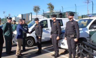 Desplegament especial de seguretat per al Gran Premi Motul de la Comunitat Valenciana