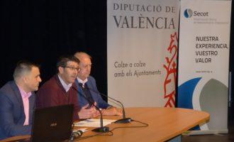 La Diputació de València impulsa el emprendimiento en La Hoya de Buñol con su apuesta formativa comarcal