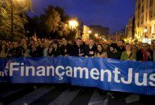 La Crida pel Finançament mobilitza contra uns pressupostos antivalencians