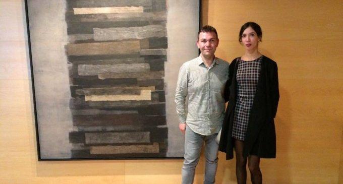 Maria González guanya el XIV Premi Milagros Mir de Pintura de Catarroja