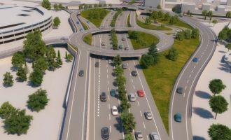 Manises proposa dues alternatives de millora al projecte de la N-220