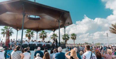 La Marina, una completa oferta cultural per a tots els públics el cap de setmana