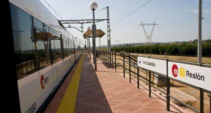 La Generalitat es posa les piles en les obres de la línia 1 de Metrovalencia