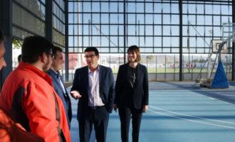 La Diputació impulsa la mejora de las instalaciones deportivas de La Safor