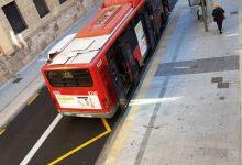 Les noves línies d'autobusos de l'EMT comencen hui a funcionar