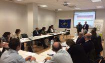 La Diputació impulsa un projecte europeu per a reduir la concentració de nitrats en el cicle de l'aigua