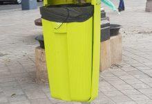 Las papeleras con dispensadores de bolsas reduce un 31% los excrementos de perros en Patraix