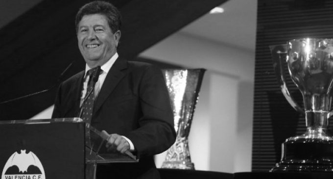 Mor l'expresident del València CF Jaume Ortí