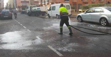 El pressupost per a la neteja urbana augmenta en dos milions d'euros